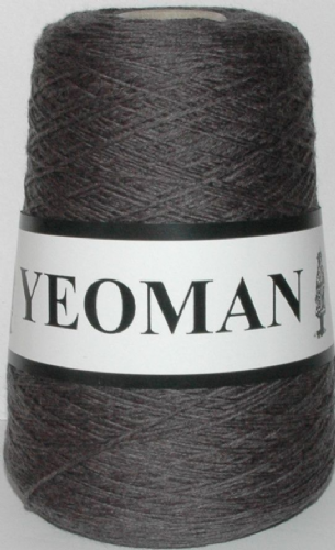 Yeoman Sport  Pure Virgin Merino Wool - Charcoal